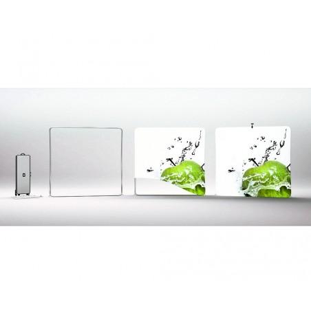 Chevalet A1 60 x 85cm avec visuel imprimé